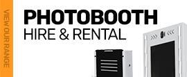 Photobooth hire Sydney